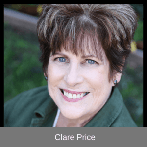 Clare Price Portrait